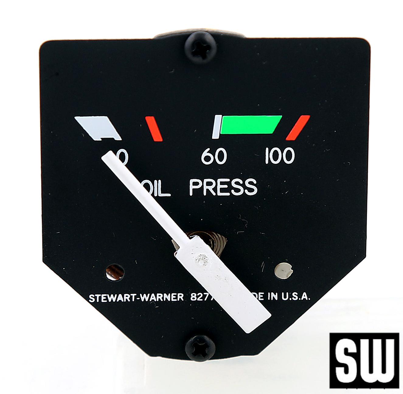 Cluster gauges air parts of lock haven oil pressure stewart warner thecheapjerseys Gallery